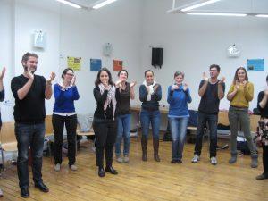 Bildungsurlaub GFK-Grundausbildung - mit Esther Gerdts und Sabine Fiedel Modul 1 von 5 in Bonn @ Indito Bildung und Beratung  | Bonn | Nordrhein-Westfalen | Deutschland